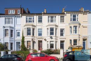Queens Park Road, Brighton