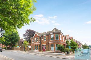 Old Shoreham Road, Hove